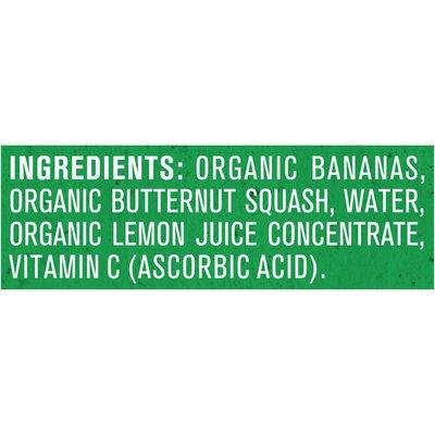 Gerber Organic for Baby Banana Squash Baby Food