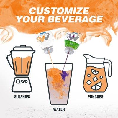 MiO Orange Tangerine Naturally Flavored Liquid Water Enhancer