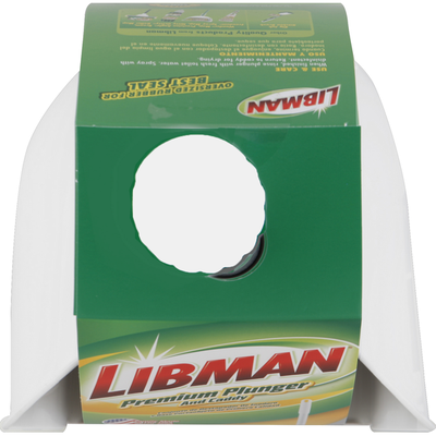 Libman Plunger and Caddy, Premium