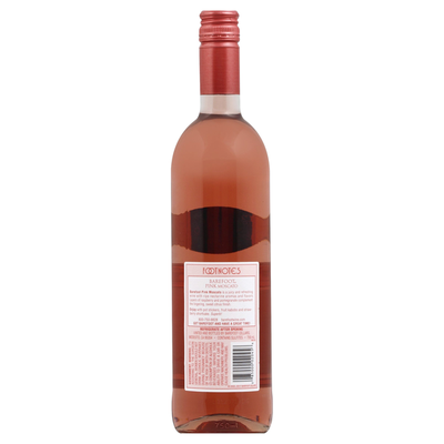 Barefoot Pink Moscato Wine