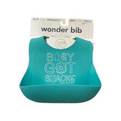 Bella Tunno Baby Got Snacks Wonder Bib