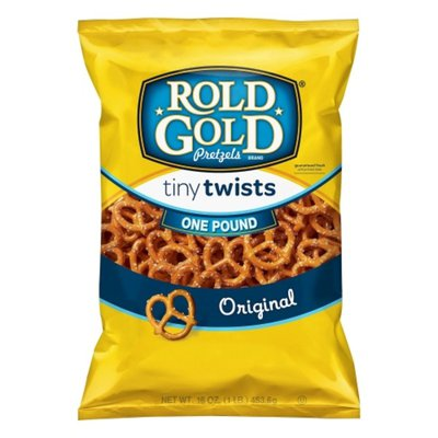 Rold Gold Tiny Twists Original Pretzels