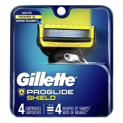 Gillette Proglide Shield Men'S Razor Blades