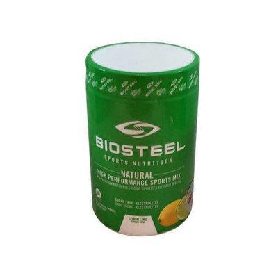 BioSteel Lemon Lime Enhanced With Electrolytes High Performance Sports Mix
