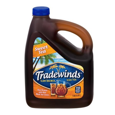 Tradewinds Slow Brewed Iced Tea Sweet Tea