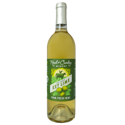 Keel & Curley Winery Key Lime Sauvignon Blanc
