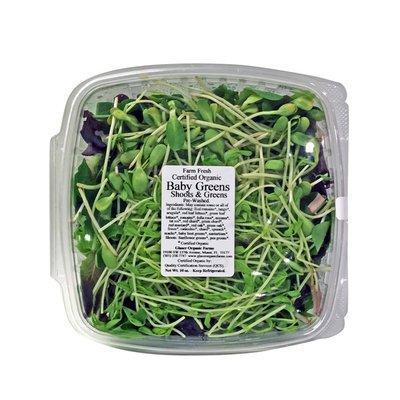 Glaser Organic Farms Organic Sprout Salad