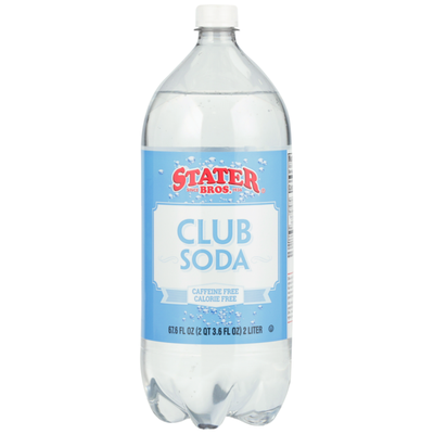 Stater Bros Club Soda