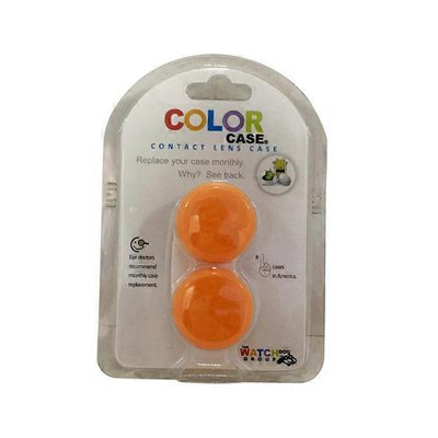 Colored Contact Lens Case