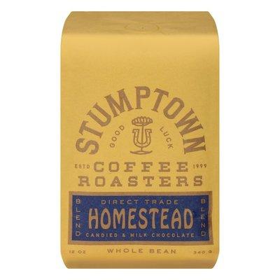 Stumptown Homestead Candied & Milk Chocolate Blend Whole Bean Coffee