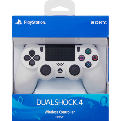 PlayStation Wireless Controller, Glacier White