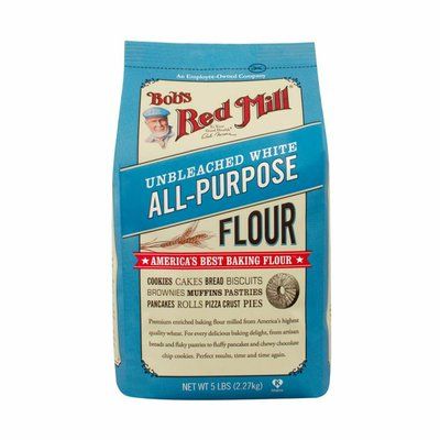 Bob's Red Mill White All Purpose Baking Flour, Unbleached