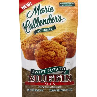 Marie Callender's Muffin Mix, Sweet Potato