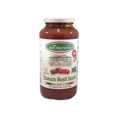 San Marzano Tomato & Basil Sauce
