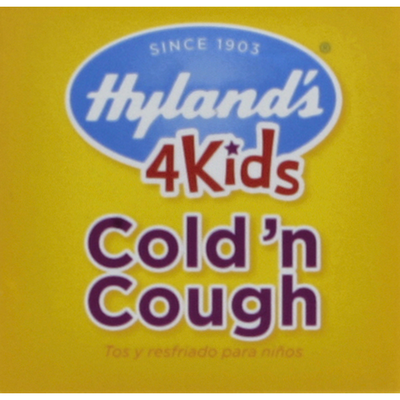 Hyland's Cold'n Cough