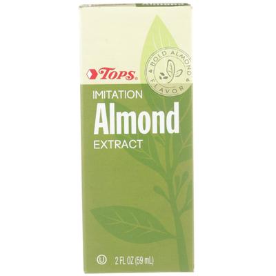 Tops Imitation Almond Extract