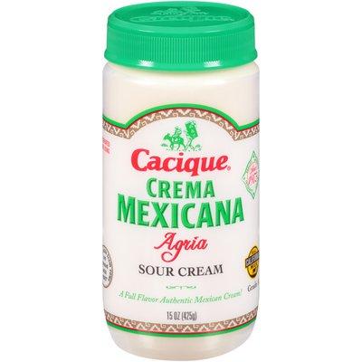 Cacique Crema Mexicana Agria Sour Cream