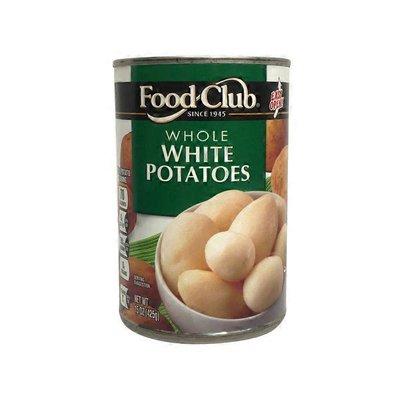 Food Club EZ-Open Whole White Potatoes