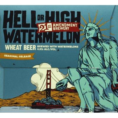 21st  Amendment Brewery Seasonal Can