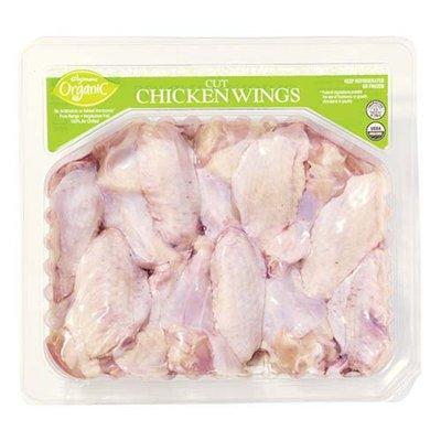 Wegmans Organic Cut Chicken Wings