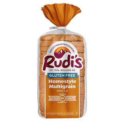 Rudi's Rocky Mountain Bakery Gluten Free Multigrain Bread