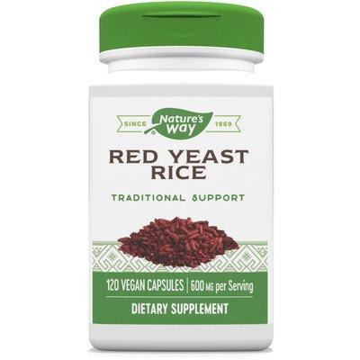 Nature's Way Red Yeast Rice