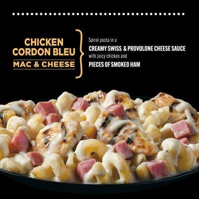 Devour Chicken Cordon Bleu Mac & Cheese Frozen Meal