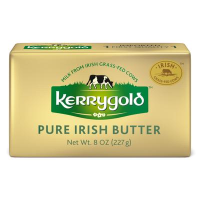 Kerrygold Grass-Fed Salted Butter Foil