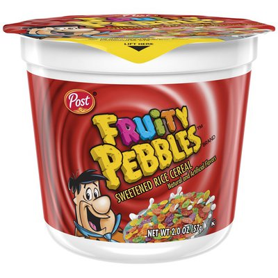 PEBBLES Sweetened Rice Cereal