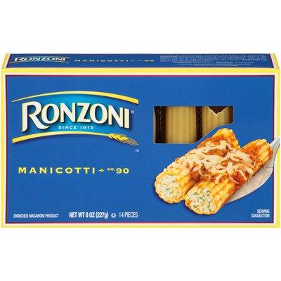 Ronzoni Manicotti