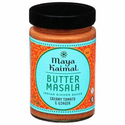 Maya Kaimal Indian Simmer Sauce, Butter Masala, Mild