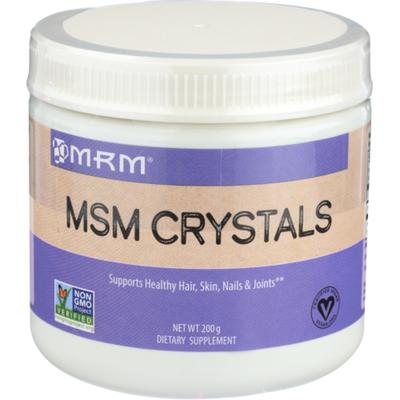 Mrm Nutrition Msm Crystals Dietary Supplement Powder