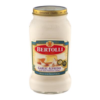 Bertolli Sauce, Garlic Alfredo