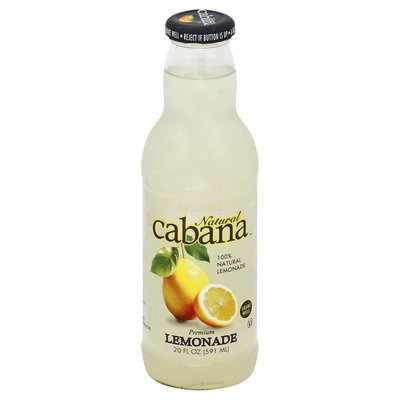 Cabana Lemonade, Premium