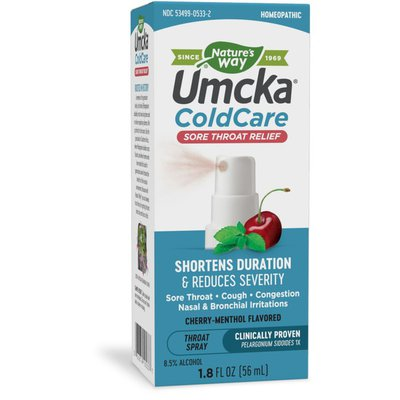 Nature's Way Umcka® Throat Spray