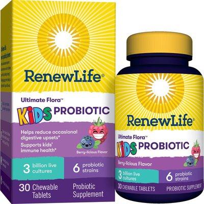Renew Life Kids Probiotic 3 Billion