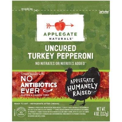 Applegate Natural Mini Turkey Pepperoni