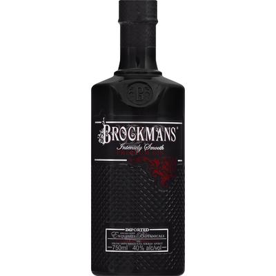 Brockmans Gin, Premium, Intensely Smooth