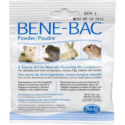PetAg Bene Bac Powder