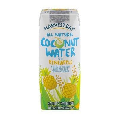 Harvest Bay Coconut Water Pineapple