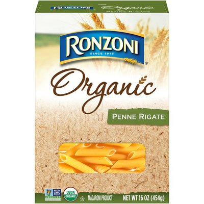 Ronzoni Organic Penne Rigate