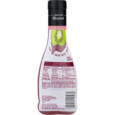 Marie's Vinaigrette, Raspberry
