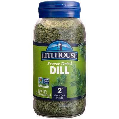 Litehouse Freeze Dried Dill