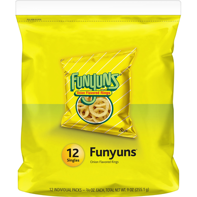 FUNYUNS Onion Flavored Rings Snack