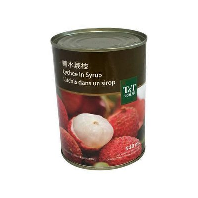 T&T Lychee In Syrup