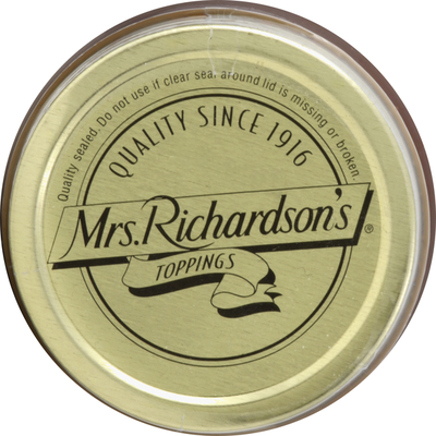 Mrs Richardsons Dessert Sauce, Hot Fudge