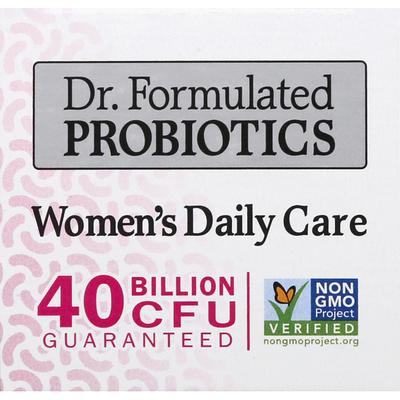 Garden of Life Women's Daily Care, Vegetarian Capsules