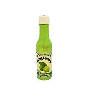 Howard's 100% Juice, Lime