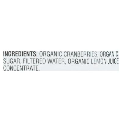 O Organics Cranberry Sauce, Organic, Jellied