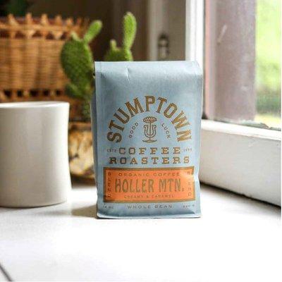 Stumptown Holler Mountain Blend Creamy & Caramel Organic Whole Bean Coffee